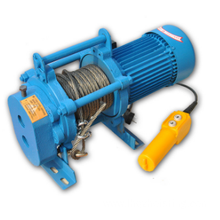 KCD Multifunctional Electric Motor Winch Hoist